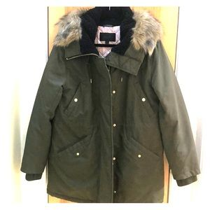 J Crew Perfect Winter Parka